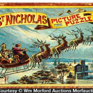 St. Nicholas Picture Puzzle