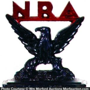 Nra Paperweight