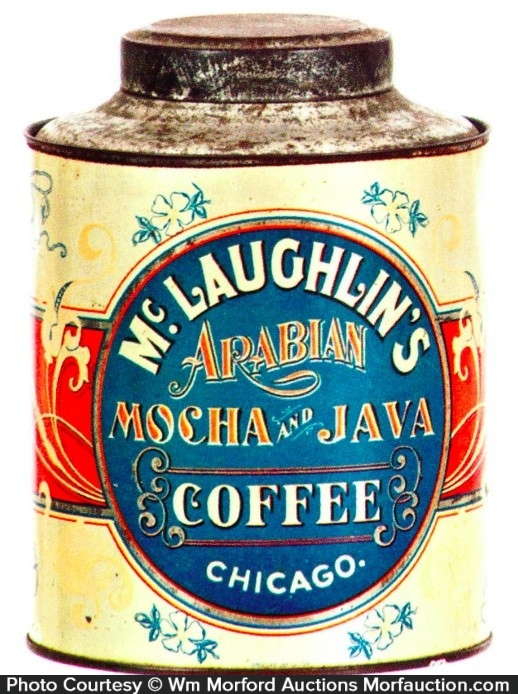 Mclaughlin's Coffee Can