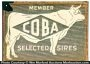 Coba Cattle Breeders Sign