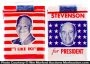 1952 Political Cigarette Packs