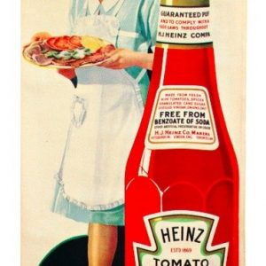 Heinz Ketchup Sign