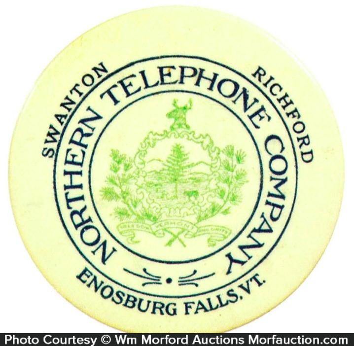 Northern Telephone Co. Mirror