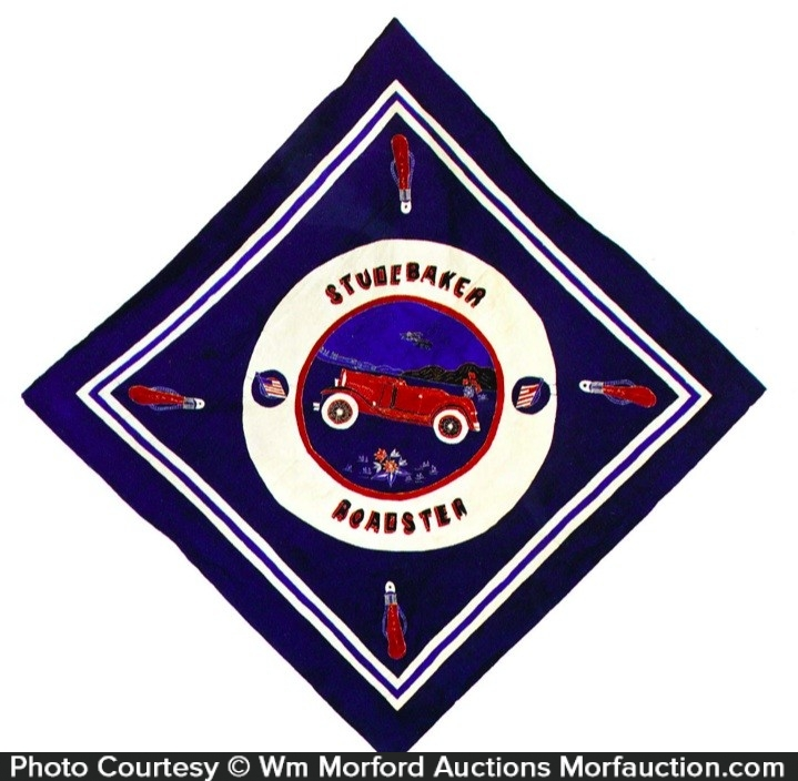 Studebaker Roadster Banner