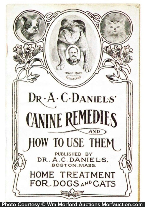 Daniel's Canine Remedies Booklet