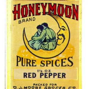 Honey Moon Spice Tin