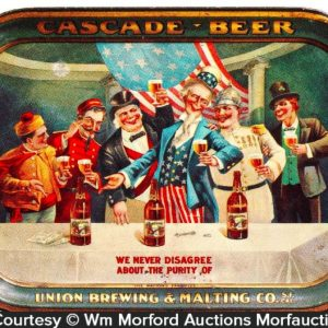 Cascade Beer Tray