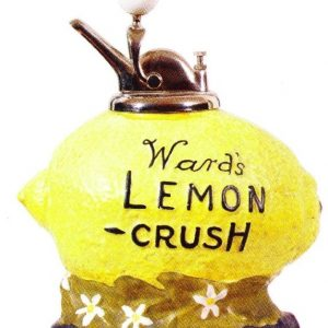 Ward's Lemon Crush Dispenser