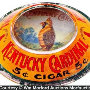 Kentucky Cardinal Cigars Change Receiver