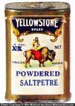 Yellowstone Spice Tin