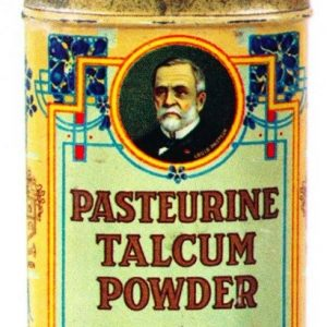 Pasteurine Talcum Powder Tin
