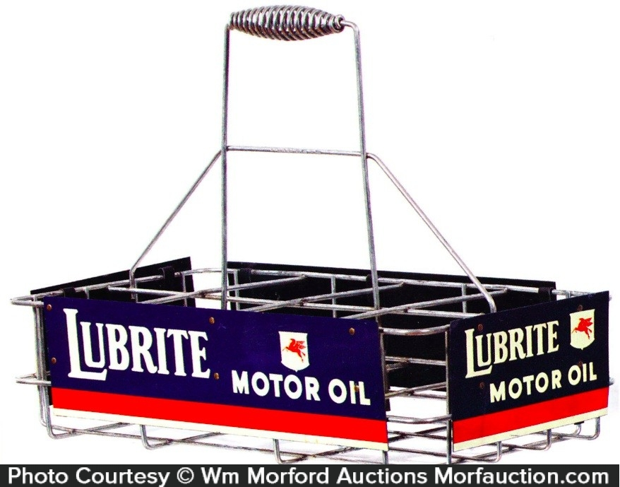 Mobil Lubrite Oil Carrier