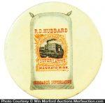Hubbard Superlative Flour Pocket Mirror
