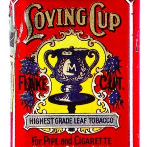 Loving Cup Tobacco Tin