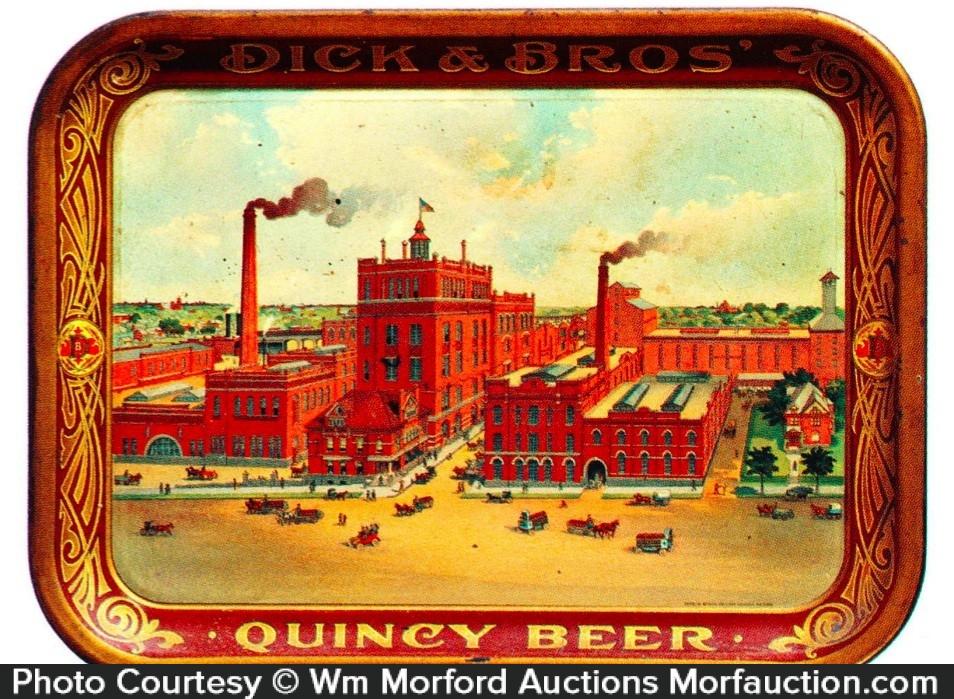 Quincy Beer Tray