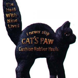 Cat's Paw Sign