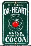 Ox-Heart Cocoa Door Push