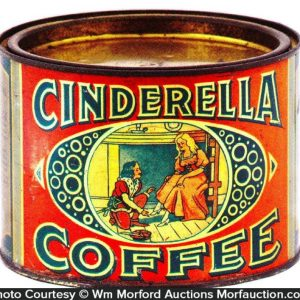 Cinderella Coffee Can