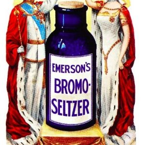 Emerson's Bromo-Seltzer Sign