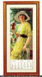 1920 Coke Calendar