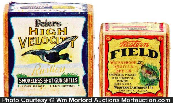 Shotgun Shell Boxes