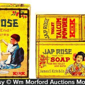 Jap Rose Sample Set