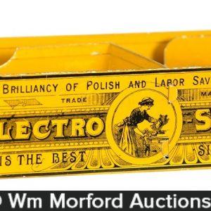 Electro Silicon Silver Polish Box