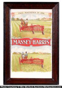 Massey-Harris Sign