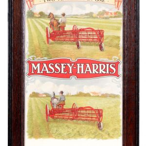 Massey-Harris Sign