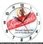 Leinenkugel Beer Clock
