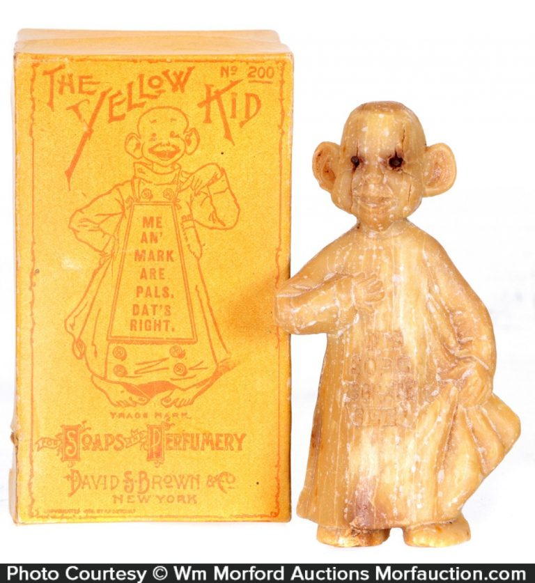 Yellow Kid Soap