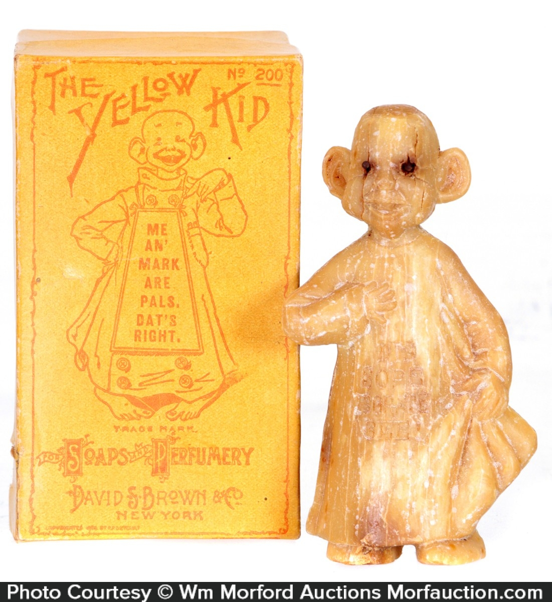 Yellow Kid Soap