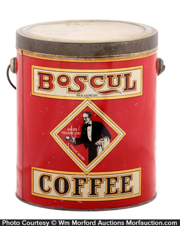 Boscull Coffee Pail