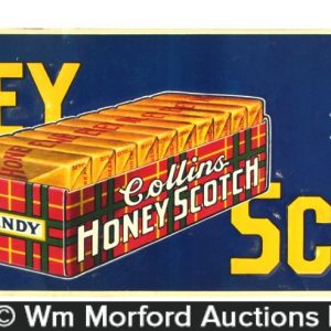 Honey Scotch Candy Sign