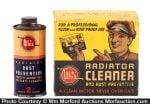 Whiz Radiator Cleaner Box