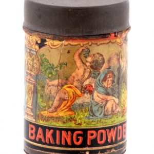 Metzenaur Making Powder Tin
