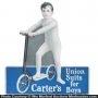 Carter Union Suits Sign
