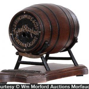 Royal Standard Barrel Cigar Cutter
