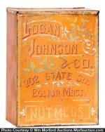 Logan Johnson Spice Bin