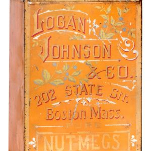 Logan Johnson Spice Bin