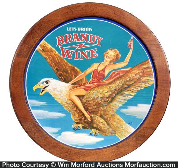 Brandy Wine Sign