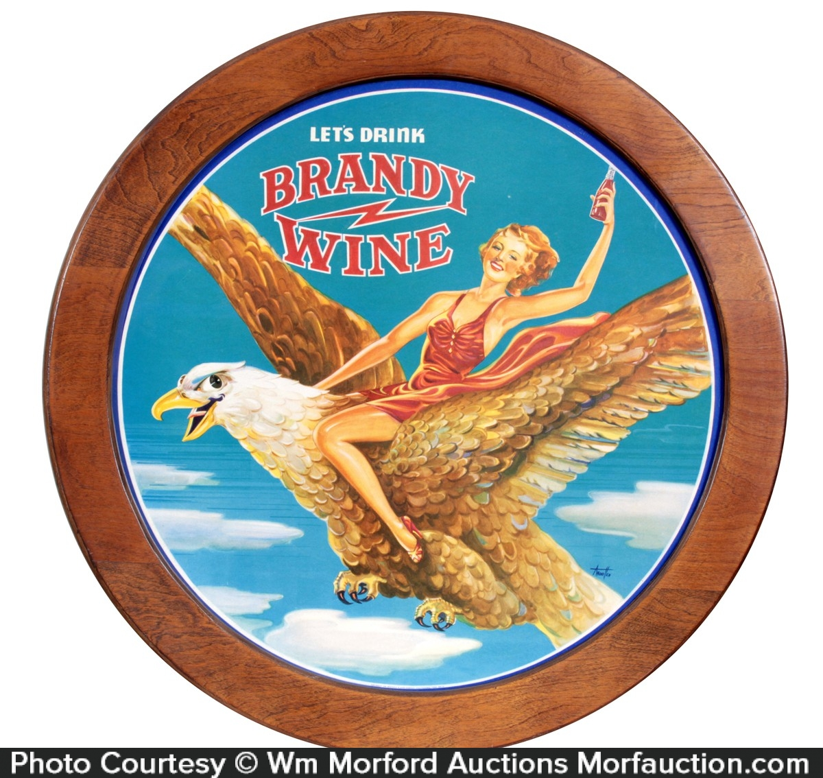 Brandy Wine Sign