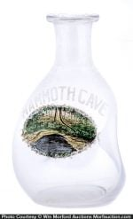Mammoth Cave Back Bar Bottle
