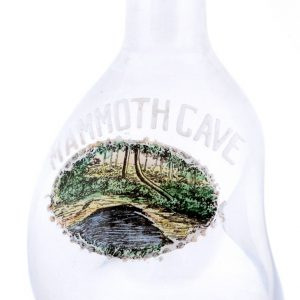 Mammoth Cave Back Bar Bottle