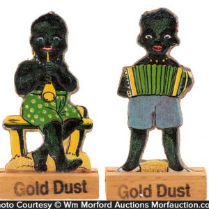 Gold Dust Figures