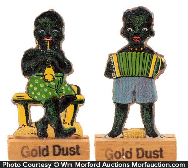 Gold Dust Figures