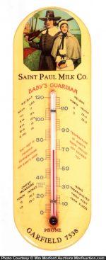 Saint Paul Milk Thermometer