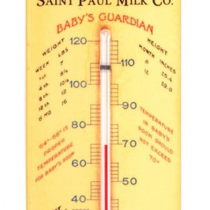 Saint Paul Milk Thermometer