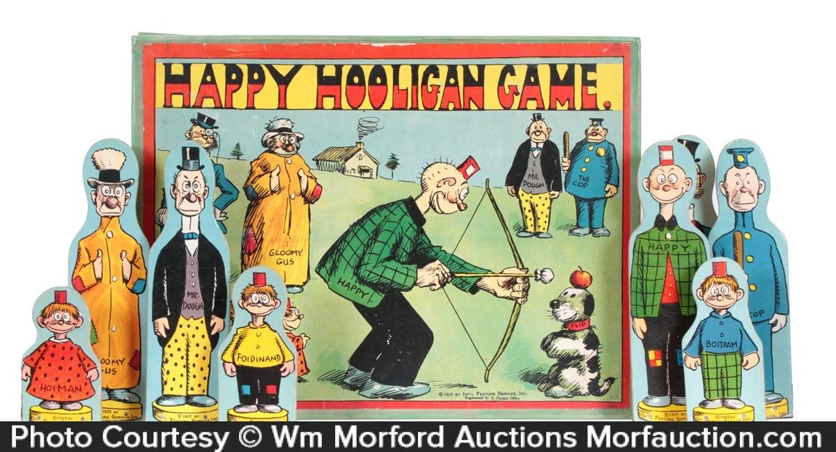 Happy Hooligan Game