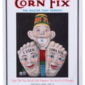 Corn Fix Sign